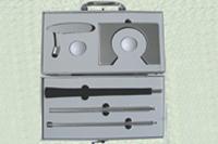 golf putter gift set aluminum box