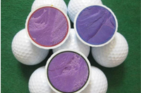 3 pcs golf ball