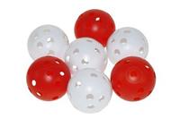 plastic golf ball