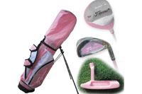 Junior golf club set for girl