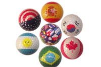 memorable novalty golf balls