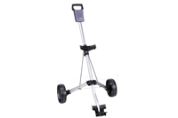 Aluminum golf trolley