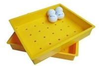 Drain golf ball box